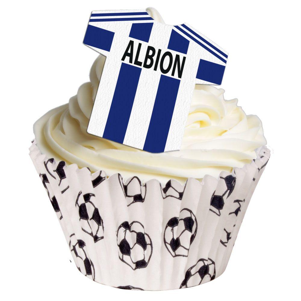 Edible T Shirts - Albion