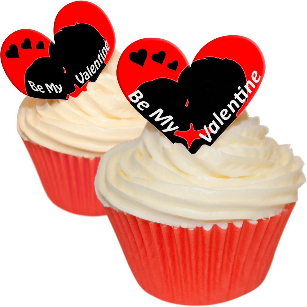 Valentine Kiss Hearts (People).