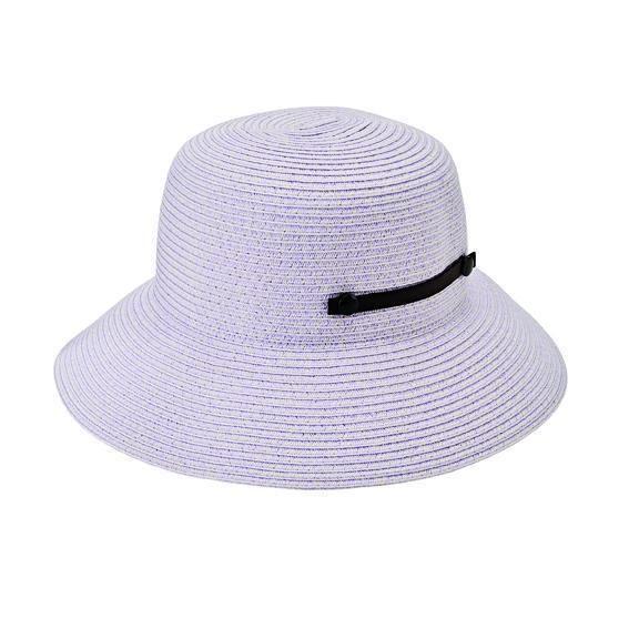 PBM3018 - Women's packable bucket hat  -  LILAC   -  WOMENS O/S
