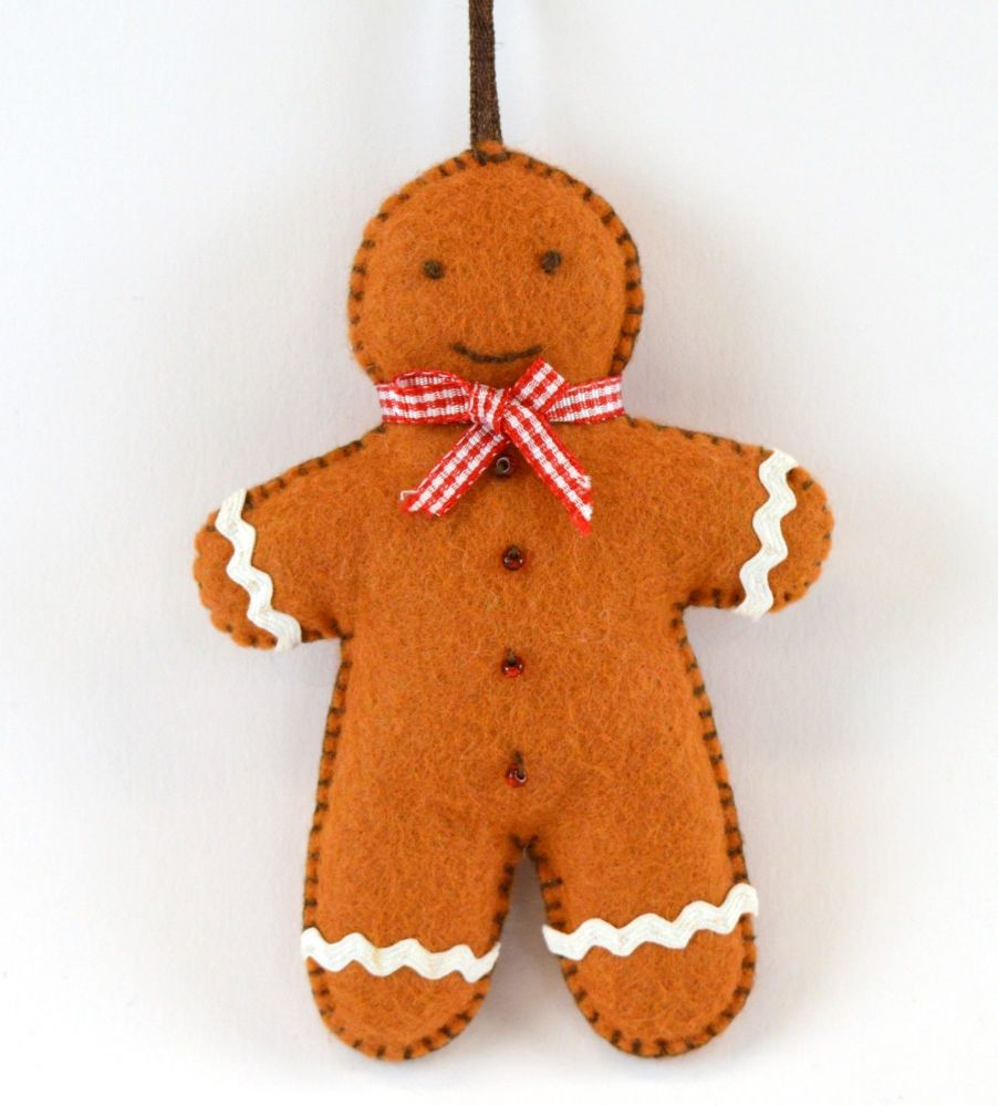 Corinne Lapierre: Gingerbread Man