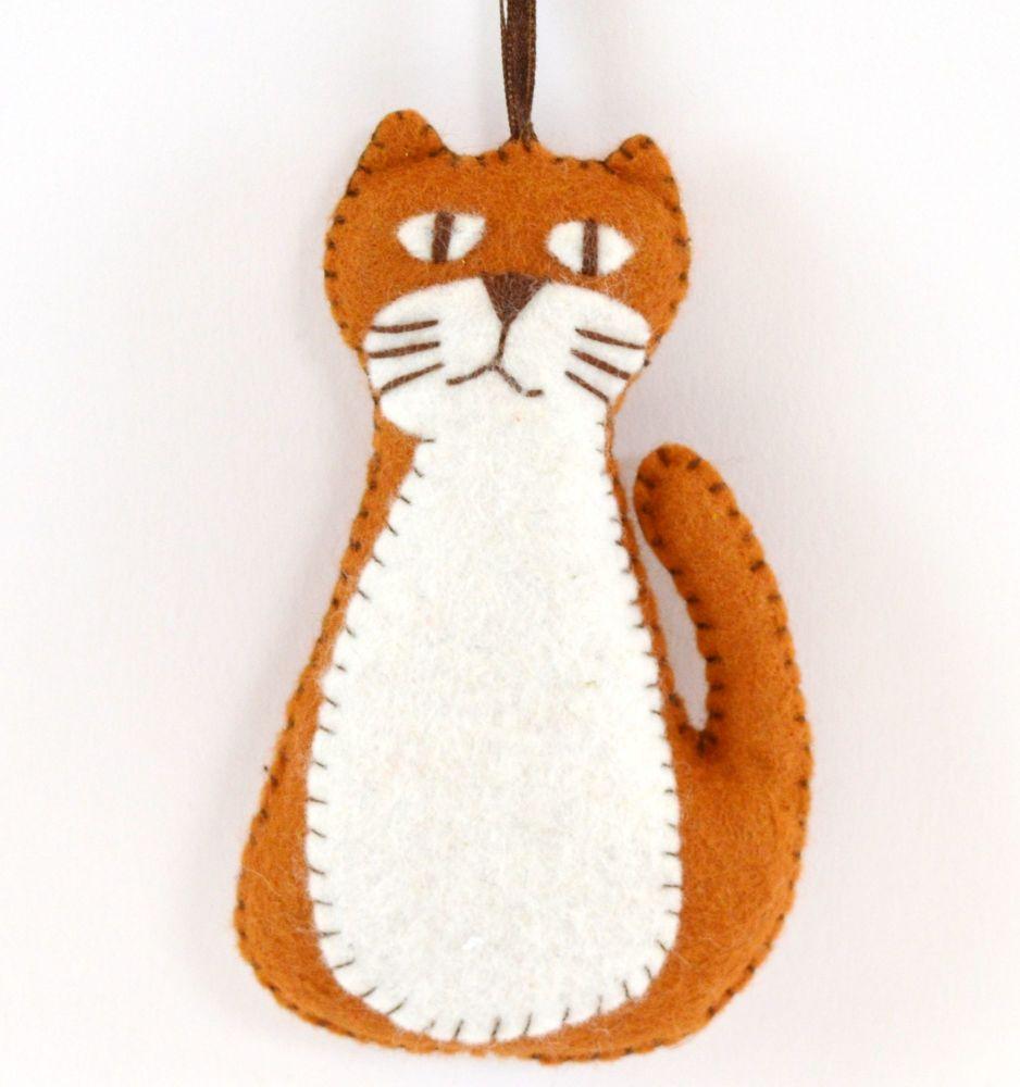 Corinne Lapierre: Ginger Cat