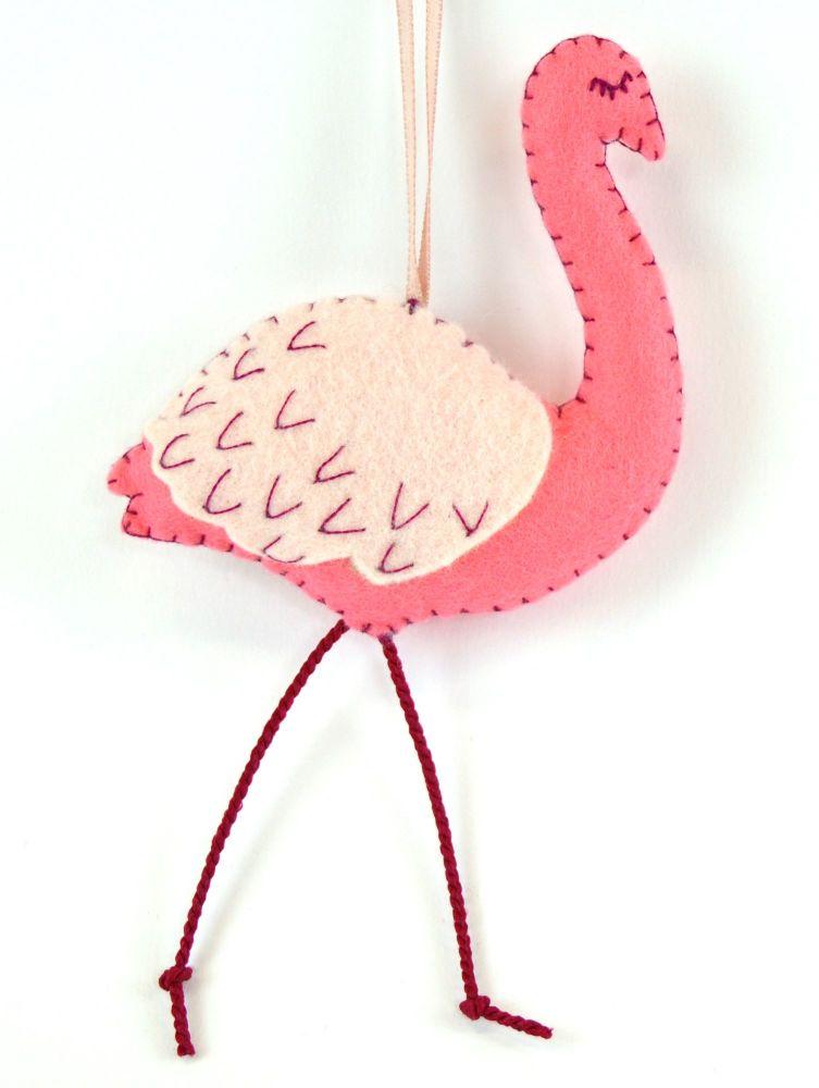 Corinne Lapierre: Flamingo