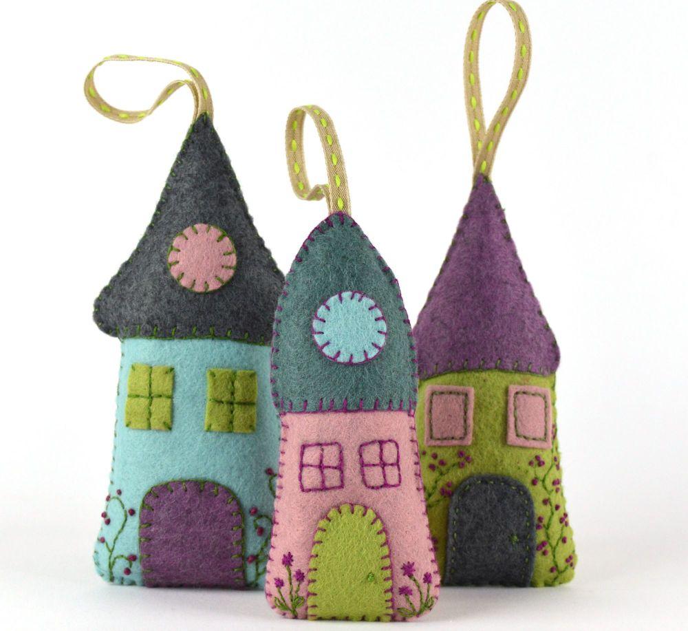 Corinne Lapierre: Lavender Houses