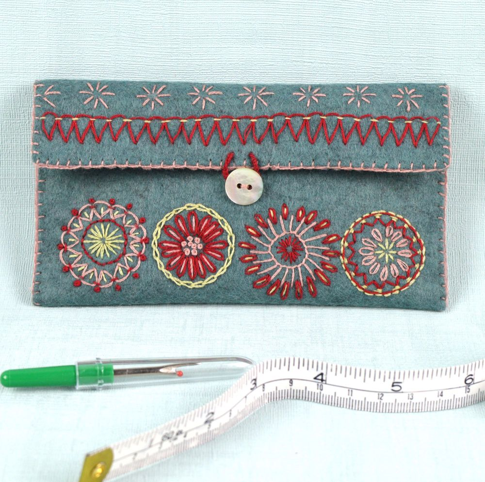 Corinne Lapierre: Sewing Pouch