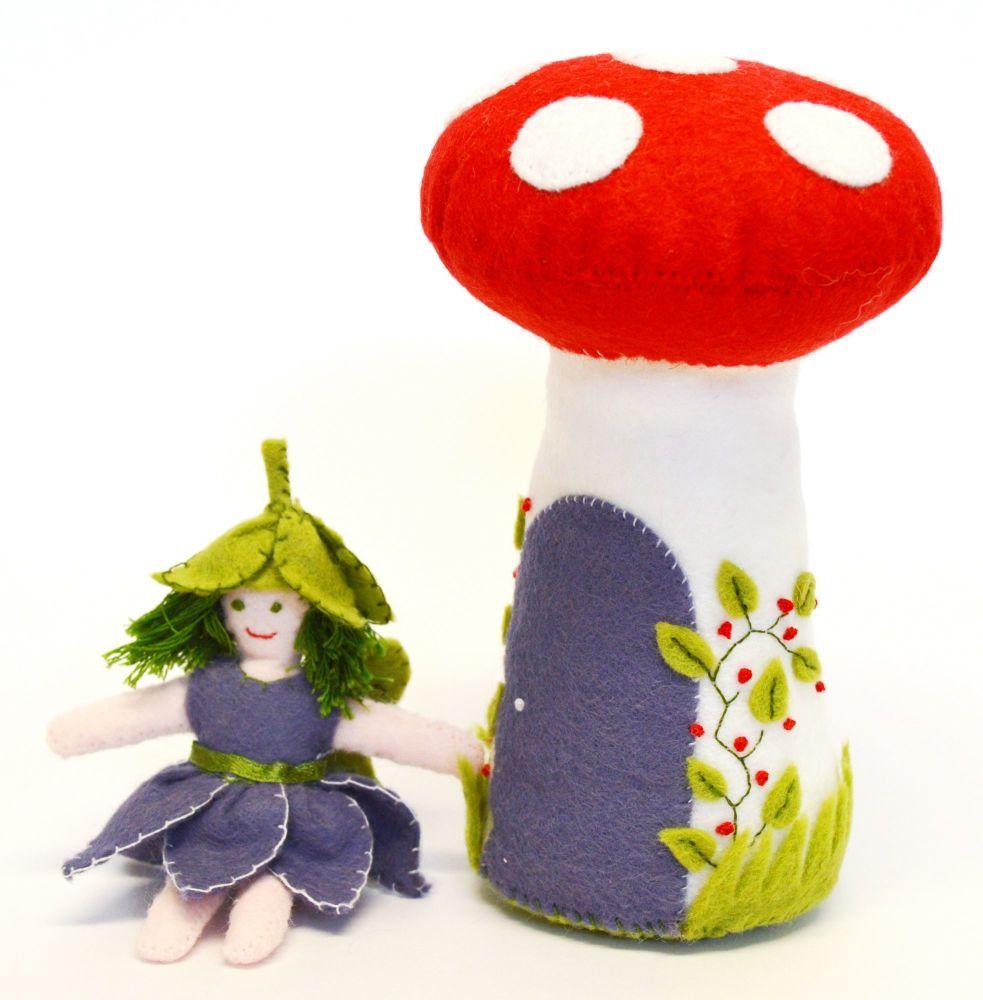 Corinne Lapierre: Flower Fairy & Toadstool
