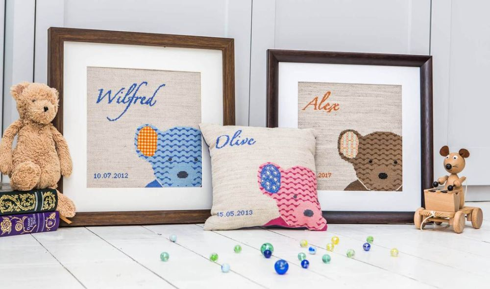 Bobo Stitch The Nursery Collection