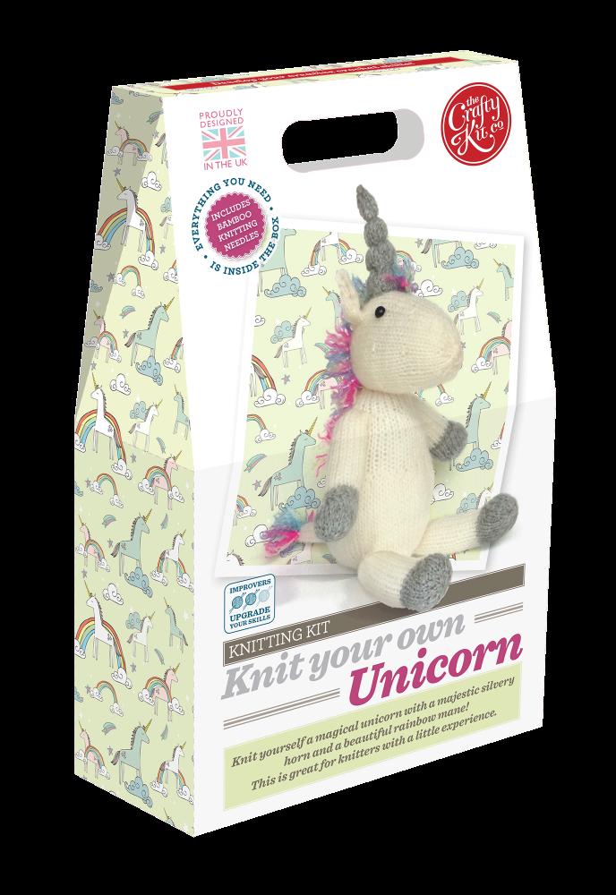 Crafty Kit Company Knitting Kits