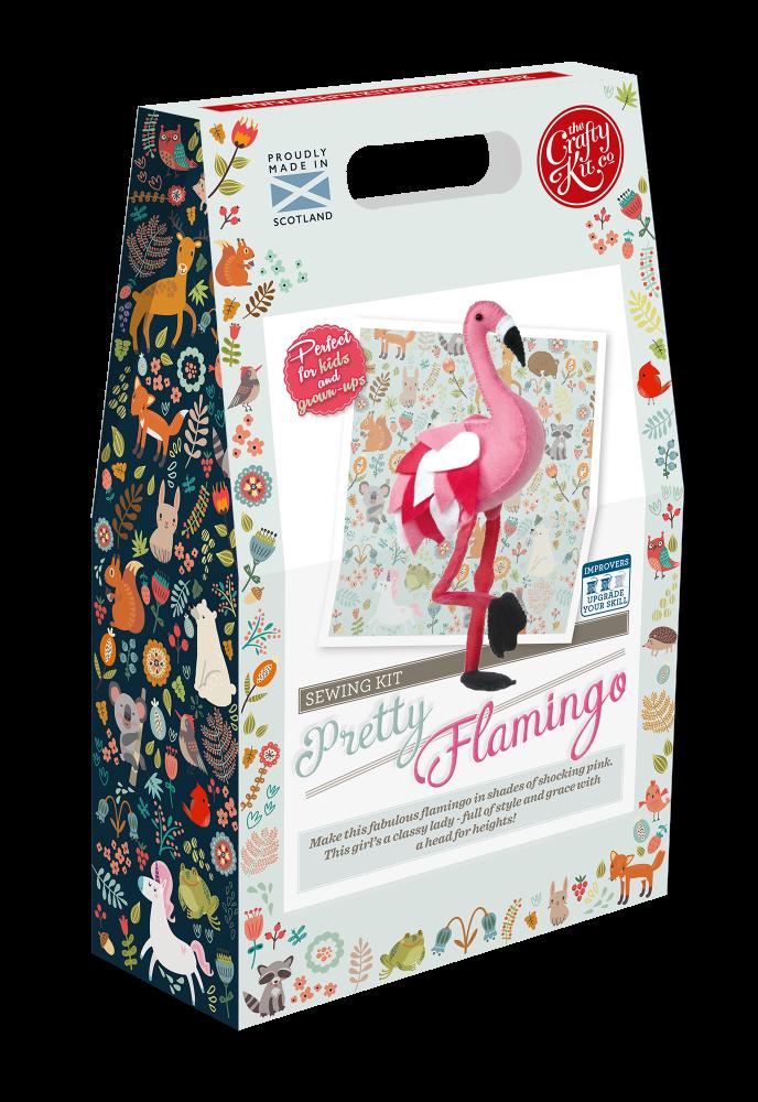 Crafty Kit Company Sewing Kits