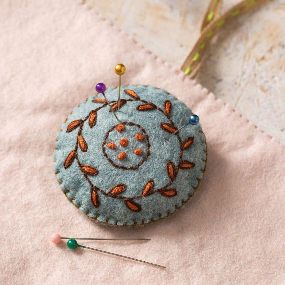 Corinne Lapierre Embroidery Kits