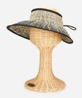 San Diego Hat: Women's Summer Hats: Straw/ Raffia