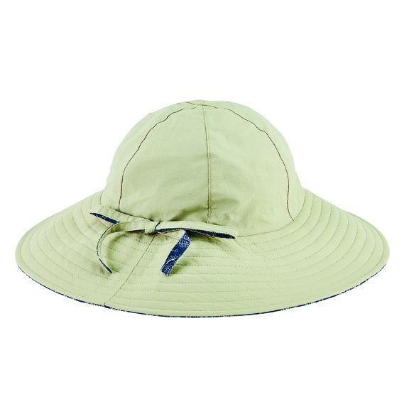 CTH4175OSBLU- Lightweight sun brim hat: Blue