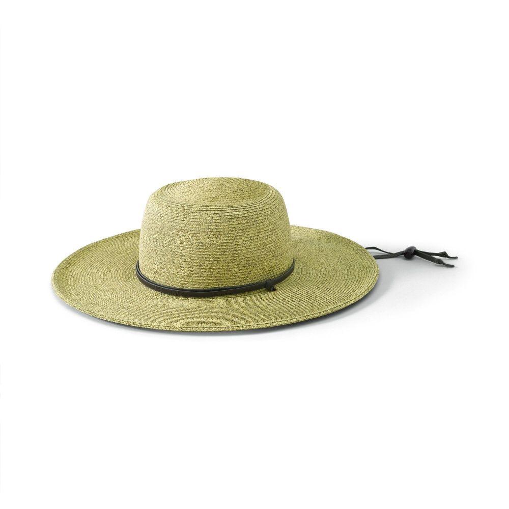PBG1LGCOF- Paperbraid garden hat: Coffee