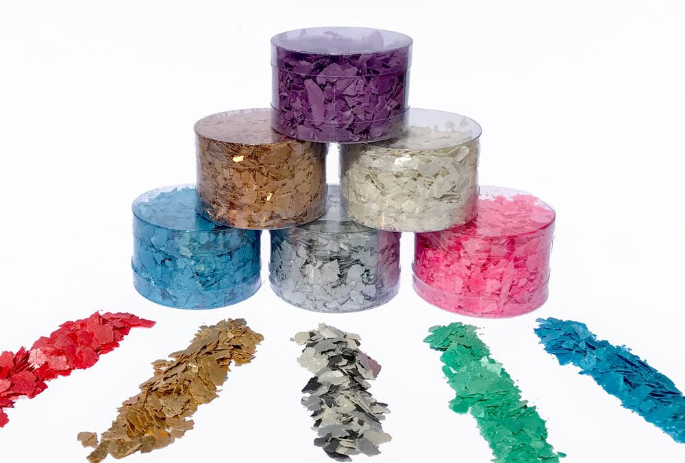 Crystal Candy Edible Cake Flakes