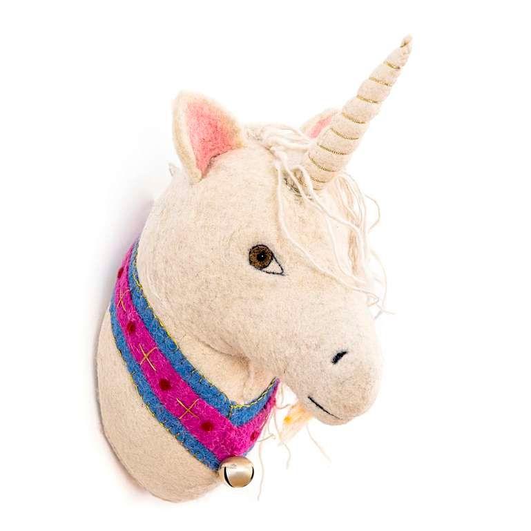 Sew Heart Felt: Celeste Unicorn Head