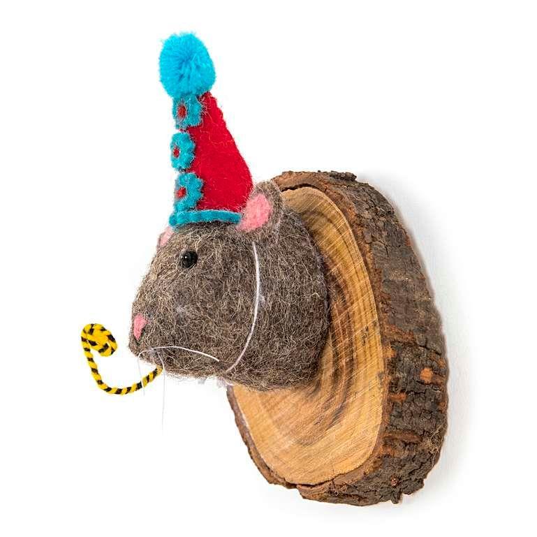 Sew Heart Felt: Party Mouse Head
