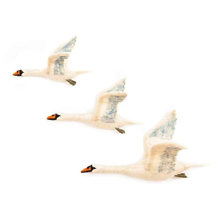 Sew Heart Felt: Flying Swan Trio