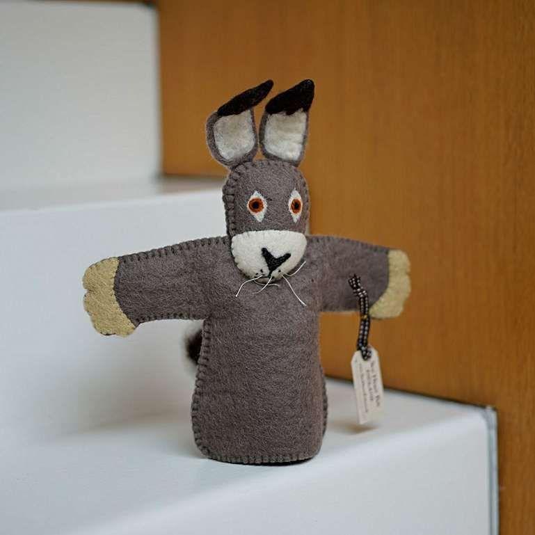 Sew Heart Felt: Hare Hand Puppet