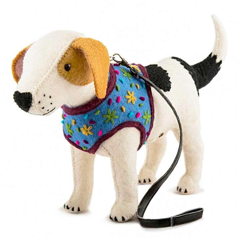 Sew Heart Felt: Bertie Beagle Dog