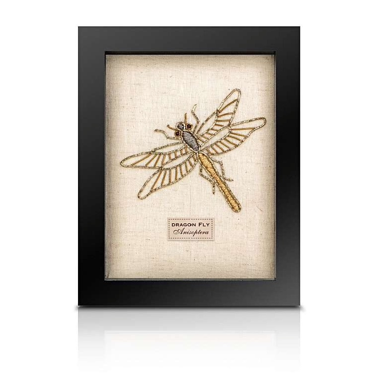 Sew Heart Felt: Beaded Dragonfly