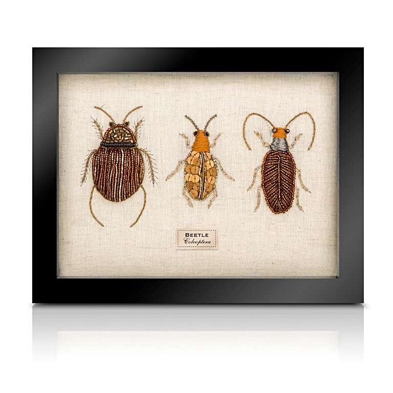 Sew Heart Felt: Beaded Trio of Beetles