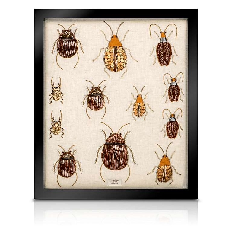 Sew Heart Felt: Beaded Beetle Collection