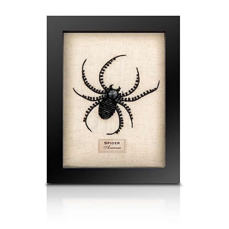 Sew Heart Felt: Beaded Spider