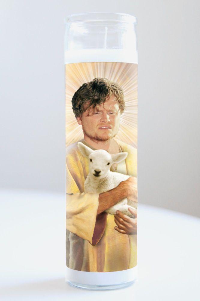 Celebrity Prayer Candle: DARYL (LETTERKENNY)