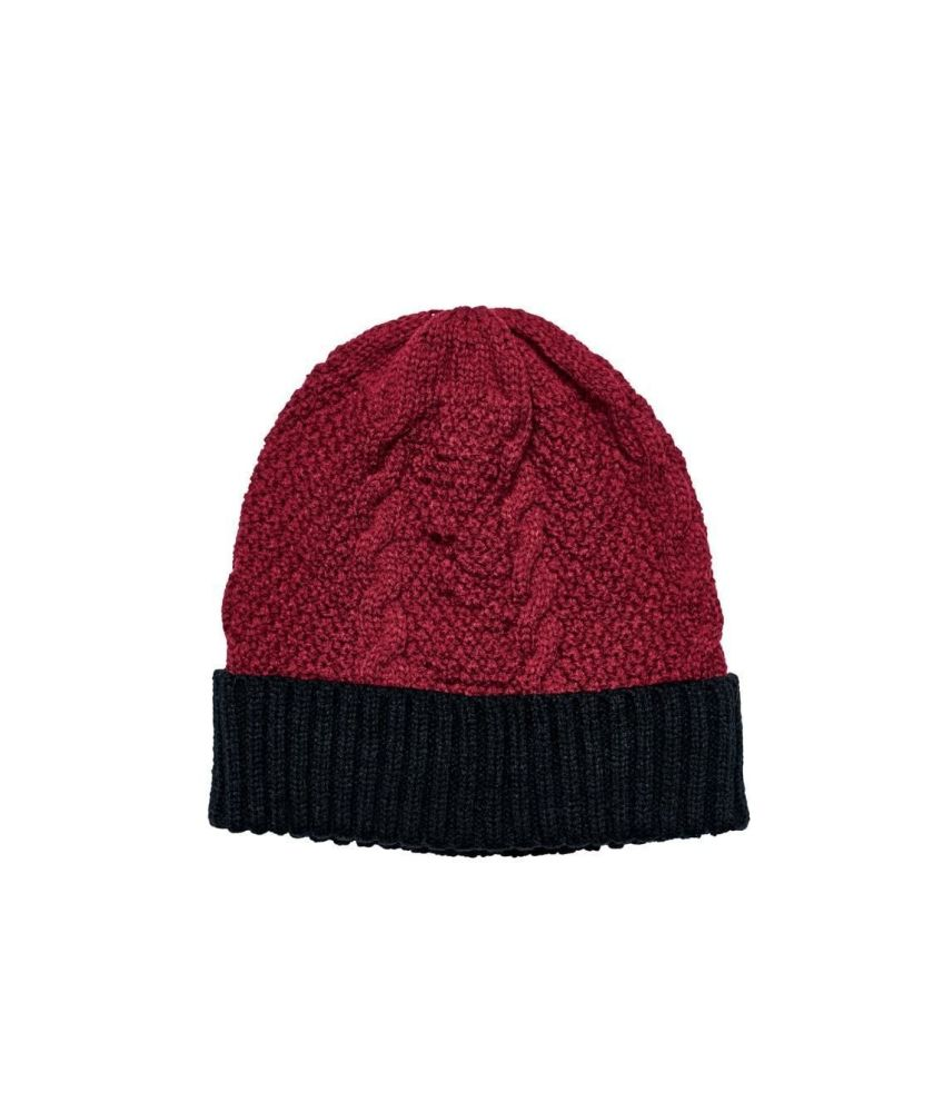 San Diego Hat Company: CABLE KNIT BEANIE WITH CUFF