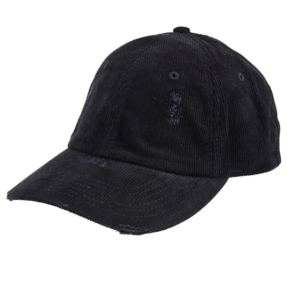 San Diego Hat Company: #1 Women's distressed corduroy ball cap with adjustable back slider