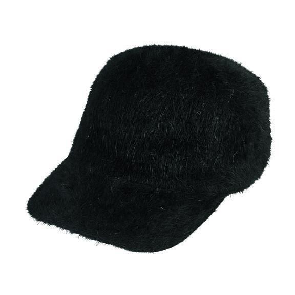 San Diego Hat Company: WOMEN'S ANGORA KNIT BALL CAP