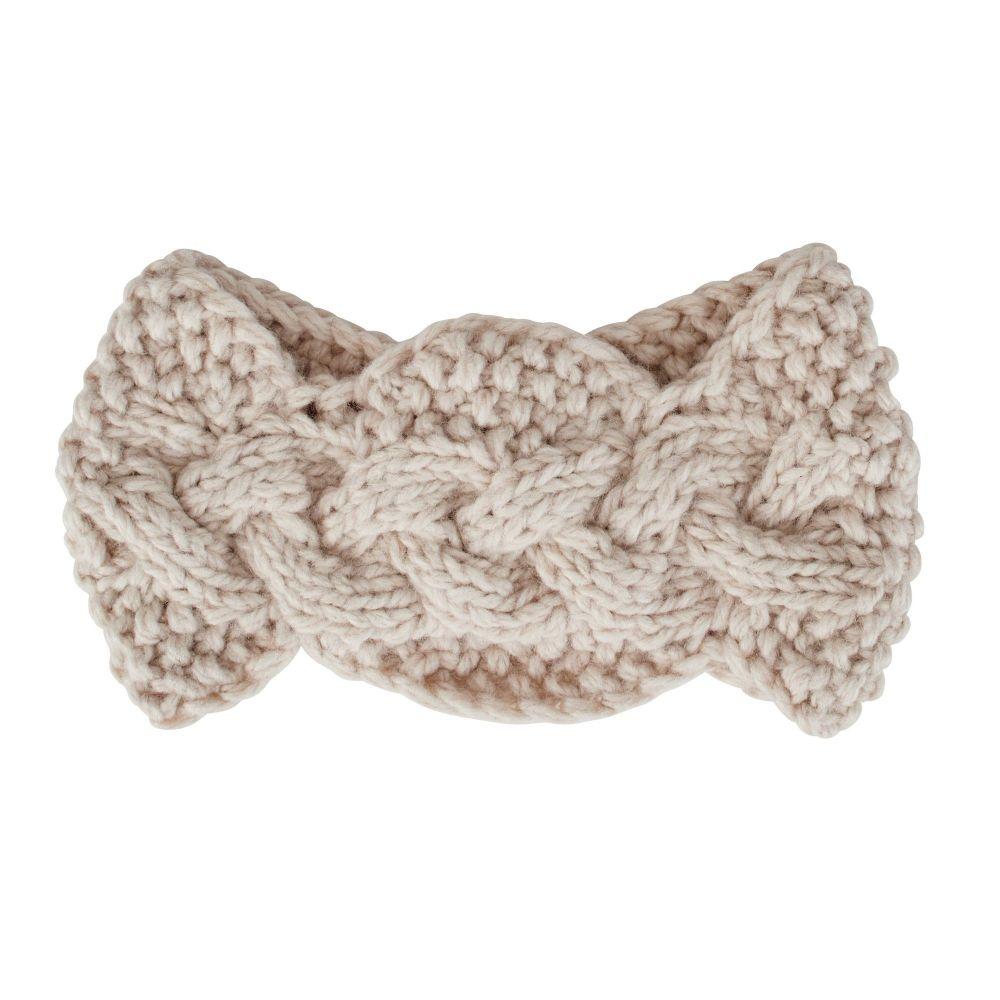 San Diego Hat Company: Women's cable knit headband