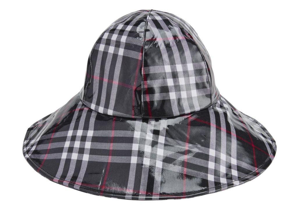 San Diego Hat Company: WOMEN'S PLAID RAIN HAT