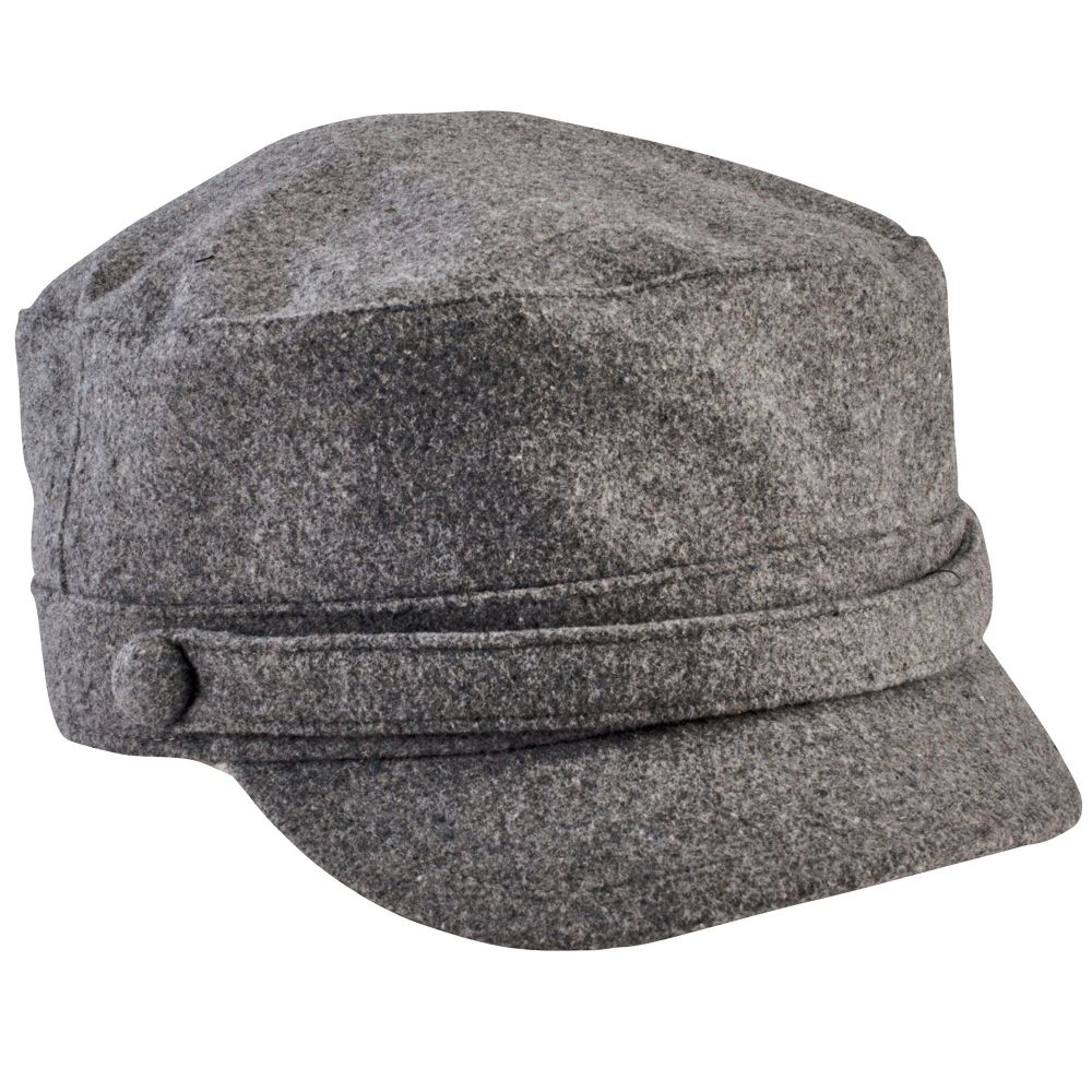 San Diego Hat Company: Women's Cadet Cap With Self Buttons