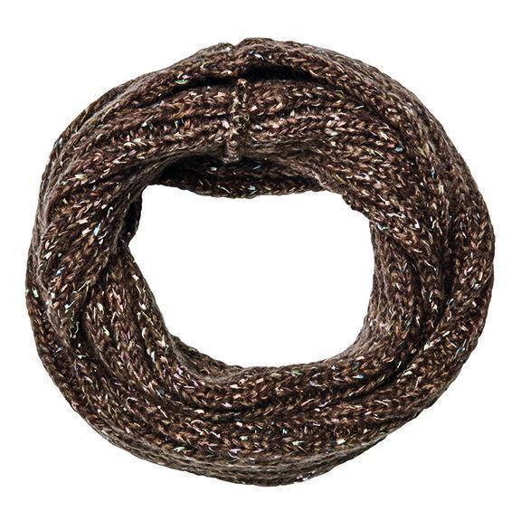 San Diego Hat Company: Women's marled chunky infinity scarf