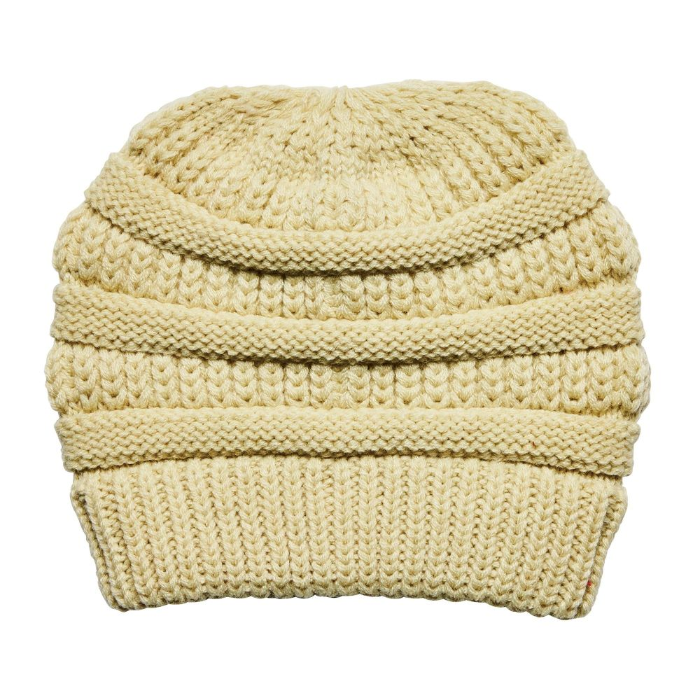 San Diego Hat Company: WOMEN'S SOLID KNIT BEANIE