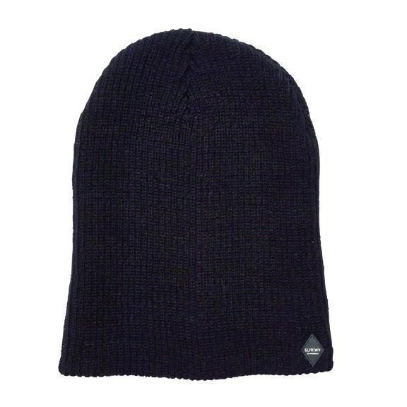 San Diego HC : DOUBLE LAYER EXTRA LONG SLOUCHY BEANIE