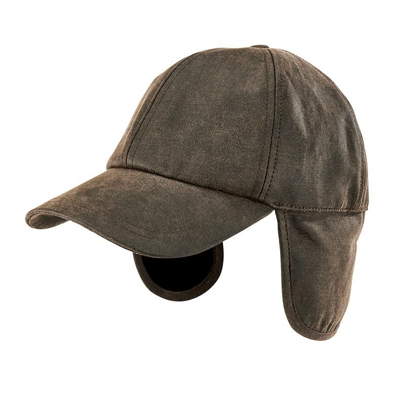 San Diego HC : Men's Distressed Ball Cap With Neck Flap