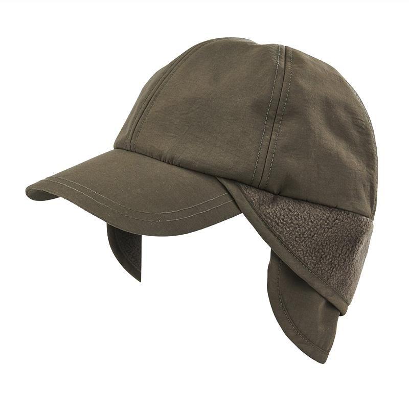 San Diego HC : Men's double neck flap cap