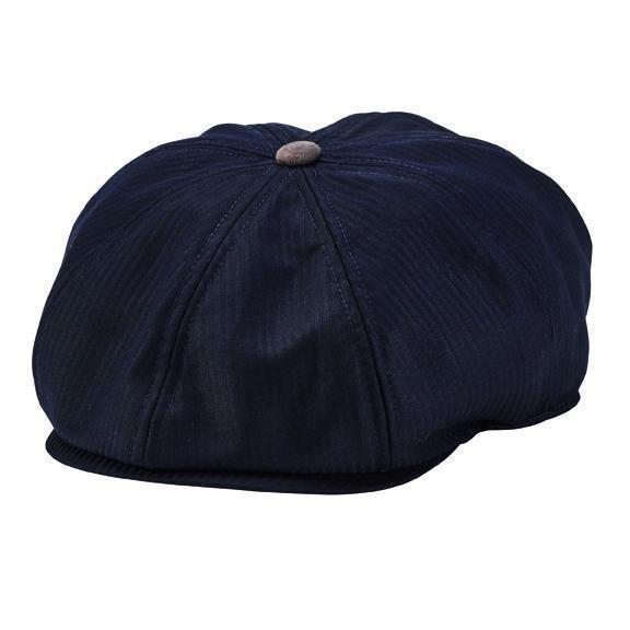 San Diego HC: MEN'S 8-PANEL BAKER BOY HAT