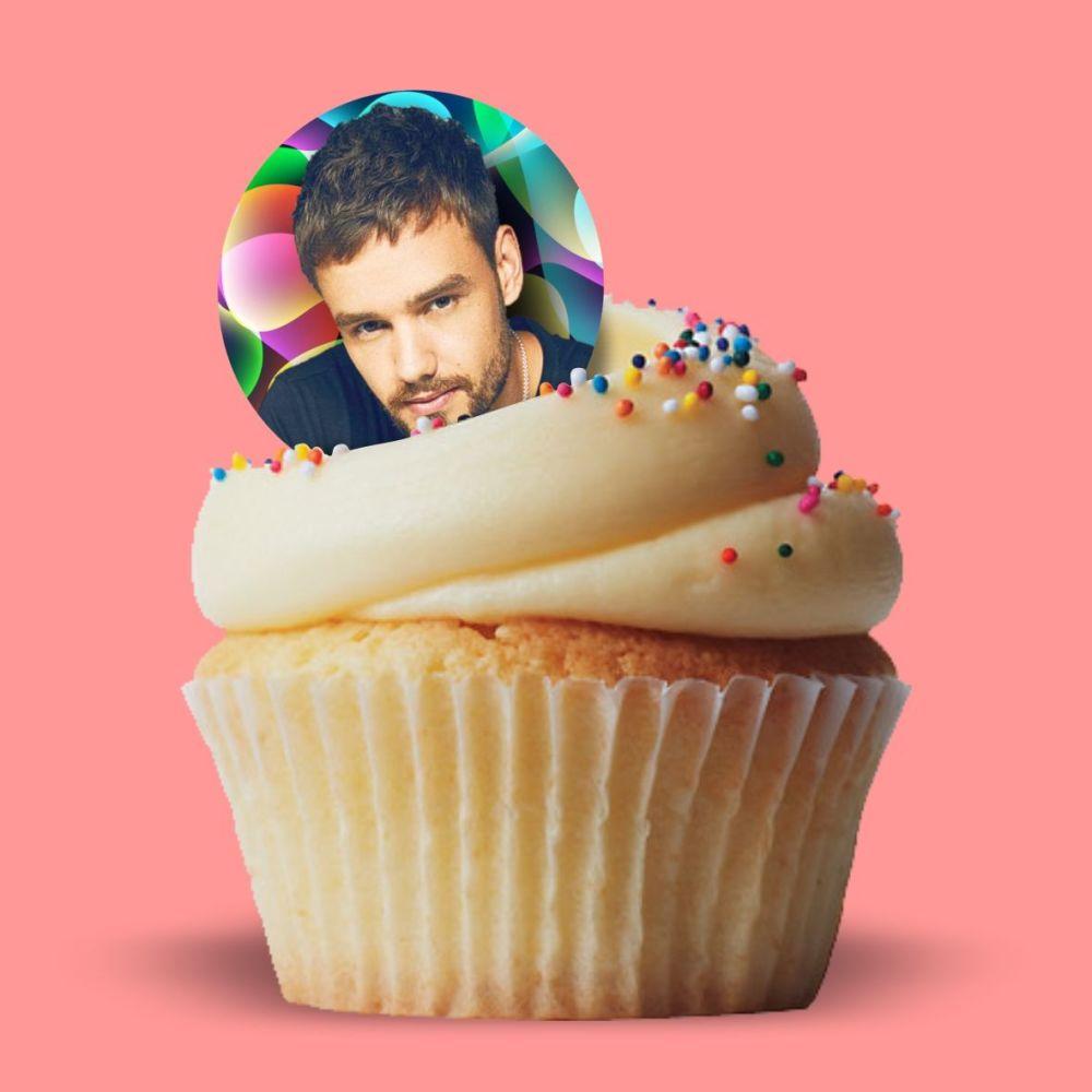 Liam Payne Edible Cake Topper