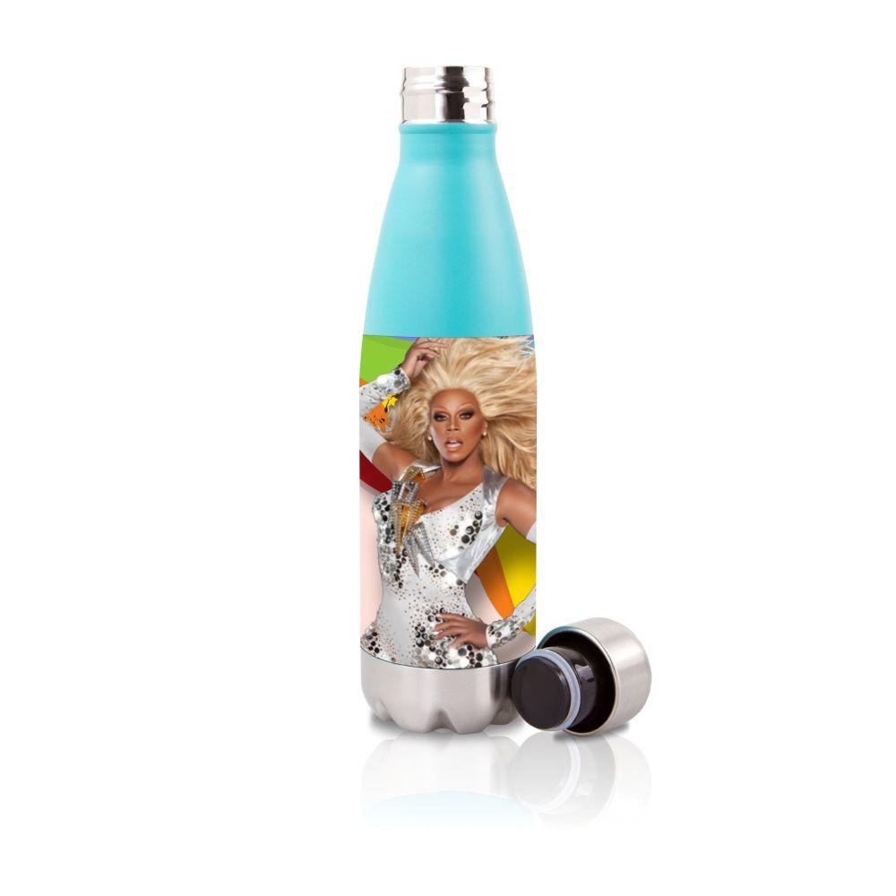 Ru Paul Celebrity Water Bottle