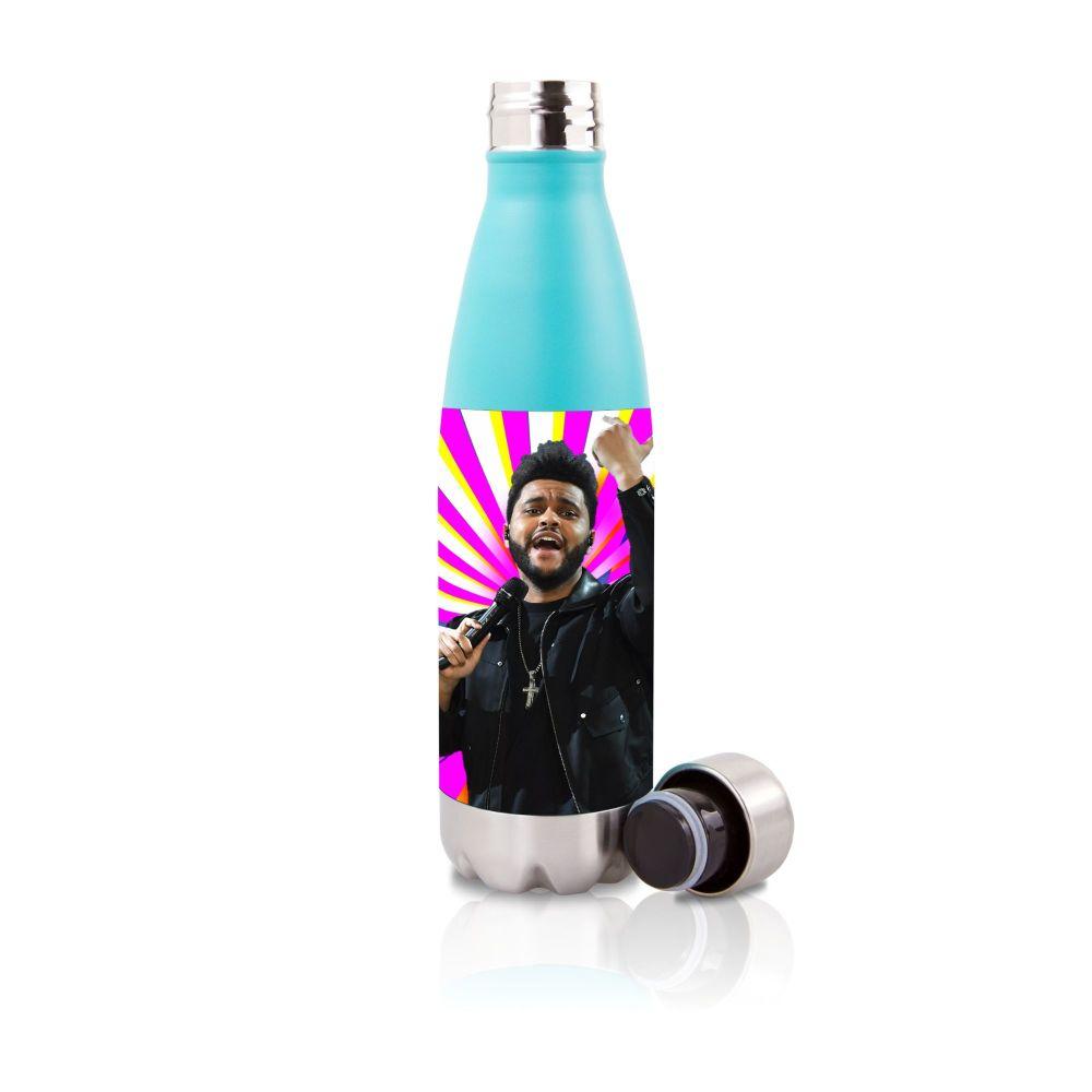 The Weeknd Celebrity Water Bottle