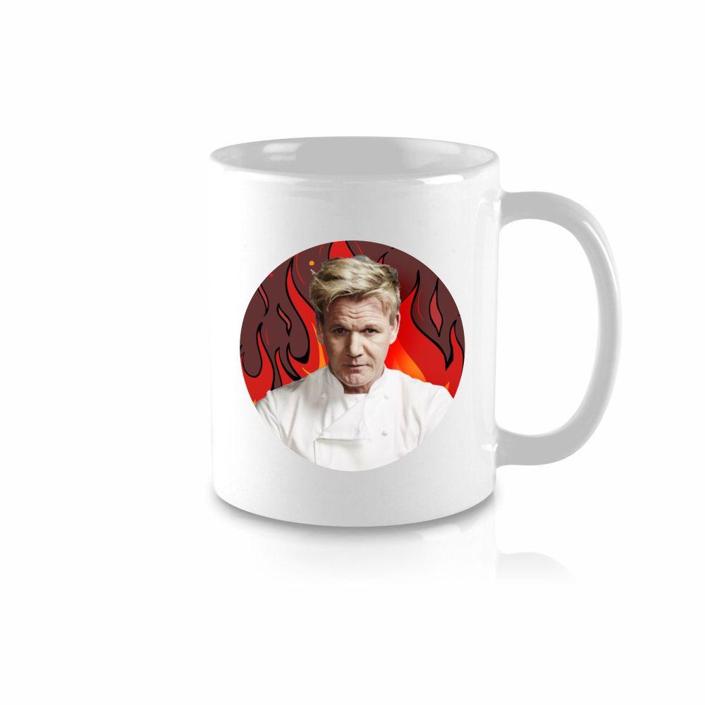 Gordon Ramsey Celebrity Mug