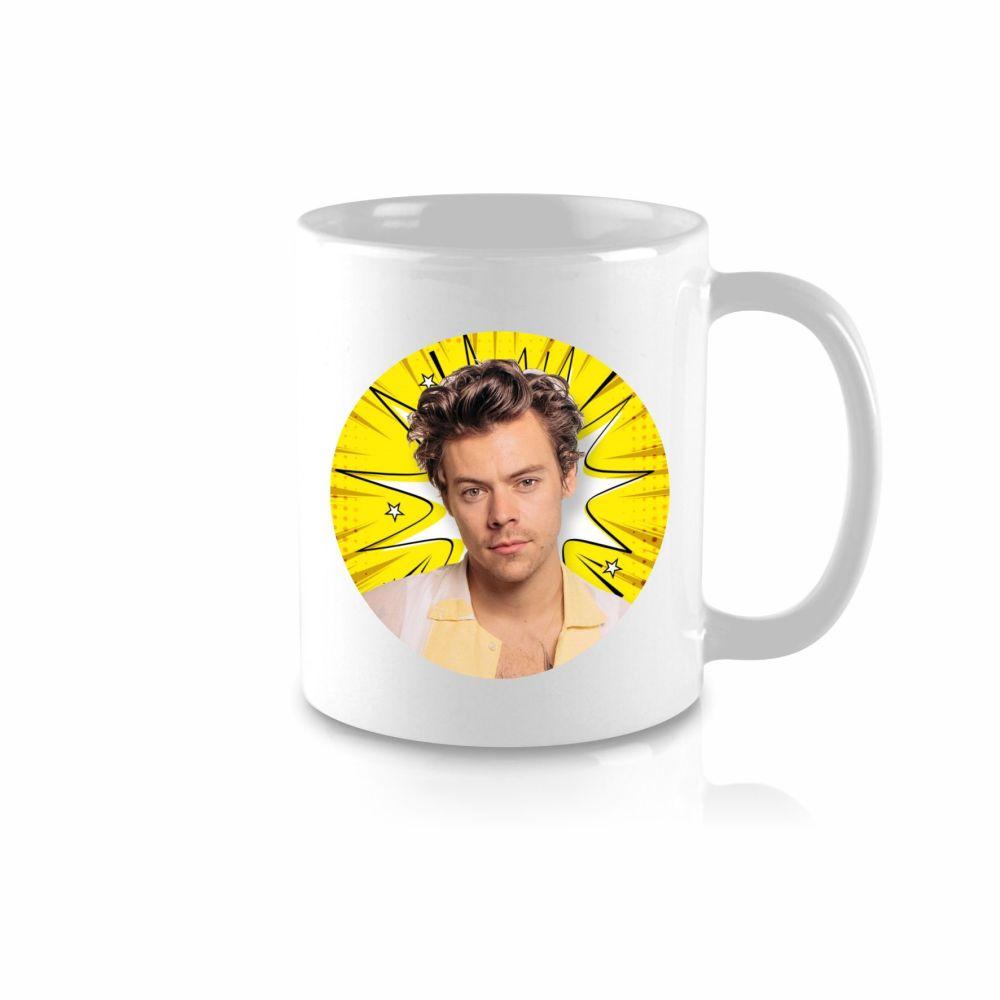 Cool Story Celebrity Mugs: Harry Styles