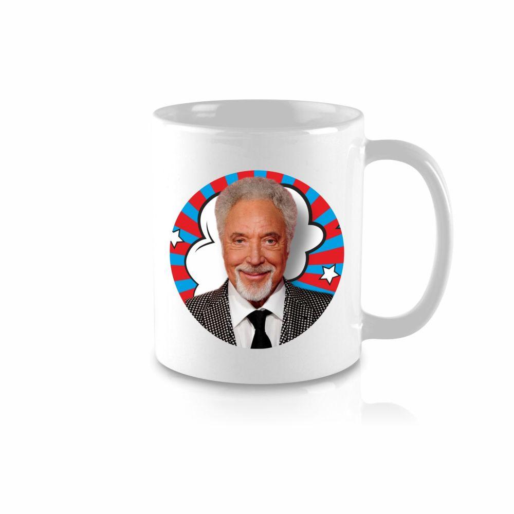 Tom Jones Celebrity Mug