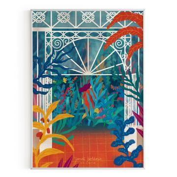 Spanish Designs. La Postalera