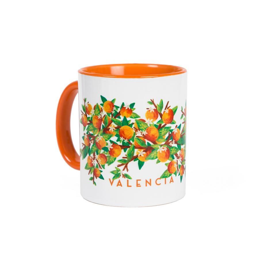 La Postalera: Mug - Valencia Oranges