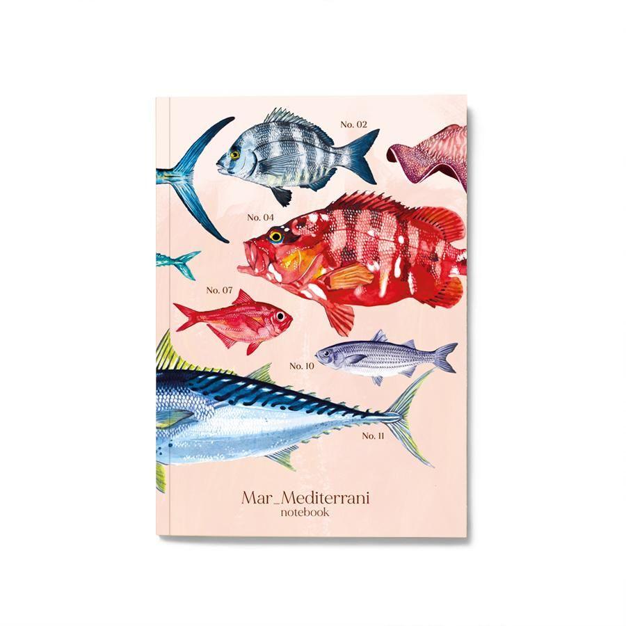 La Postalera: Notebook - Mediterranean Sea