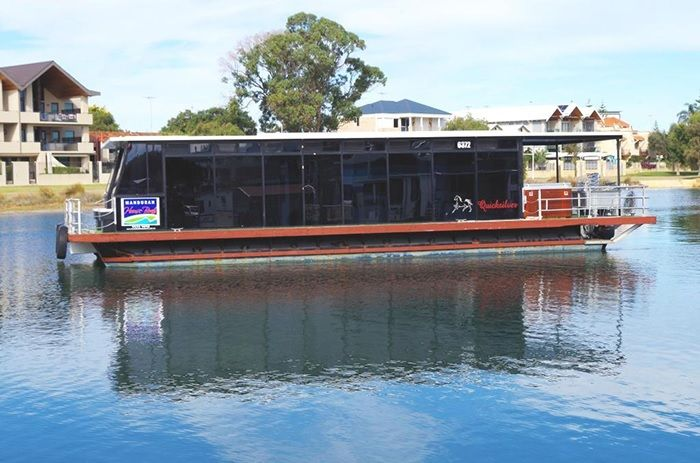 Mandurah Holidays on board a Houseboat