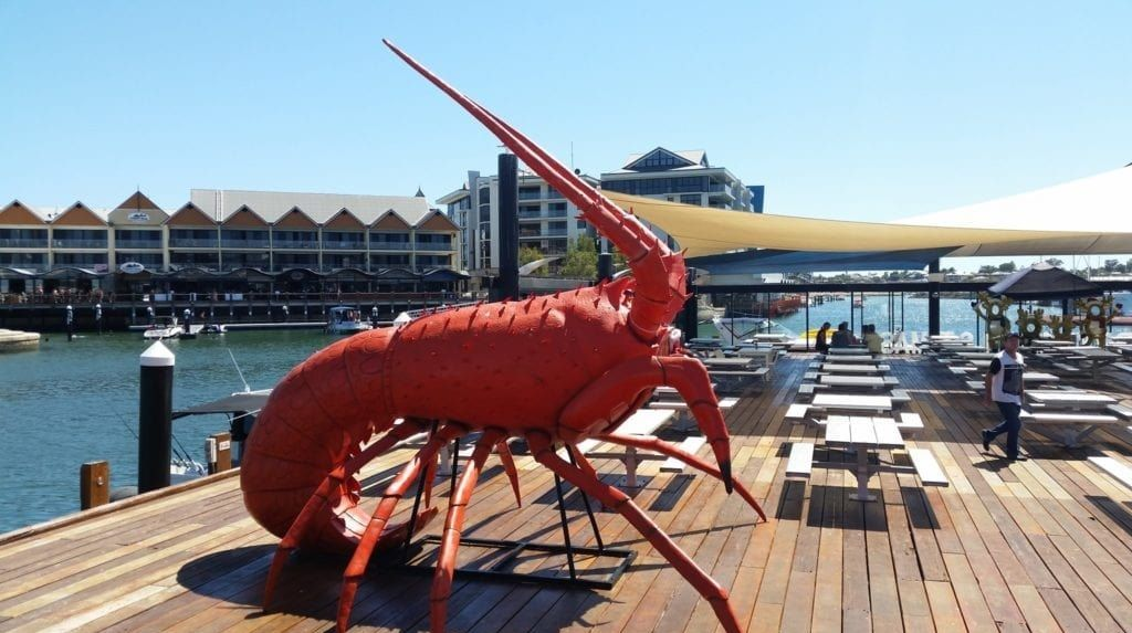 Mandurah Holidays - Dolphin Quay